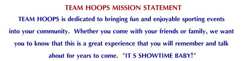 TeamHoopsMissionStatement